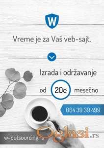 Izrada i održavanje web-sajta, Zemun
