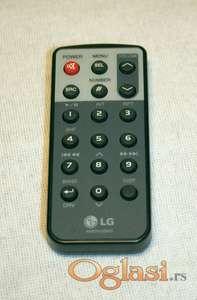 Daljinac LG model AKB35120903
