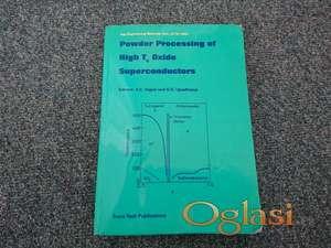 Powder Processing of High Tc Oxide Superconductors