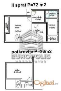 Ilije Đuričića, ŽARKOVO, Čukarica ID#1167
