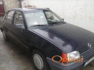 Novi Bečej Opel Kadett euro 1 1987