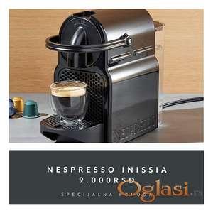 Aparat za kafu Nespresso Inissia-NOVO