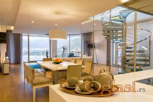 Dukley Gardens, luksuzni penthouse od 505 m2