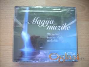 Romantična  muzika  Novi Sad  5cd