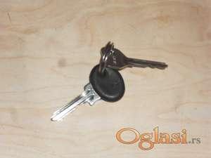 Ključevi Fića Zastava 750 850 Fiat 600