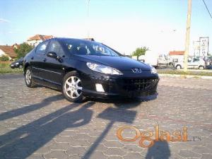 Novi Sad Peugeot 407 1.6 hdi 2005