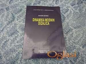 Dinamika mosnih dizalica - Davor Ostrić
