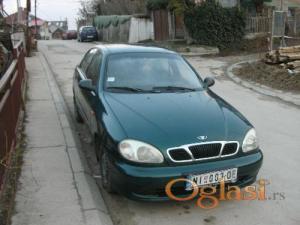 Daewoo Lanos 1.5 SE 2001