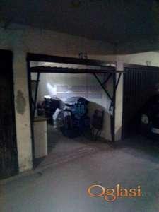Garaza na Podbari !!!