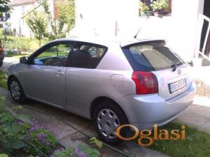 Novi Sad Toyota Corolla 2.0 d4d 2002