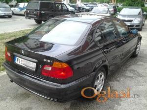 Niš BMW 316 e46 2001