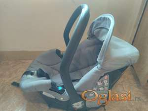 Prodajem Nosiljku za bebe, jaje, auto sedište skoro novo