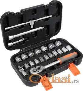 """KljučeviGedore 6-22 mm + Račna za gedore 3/8"""""""