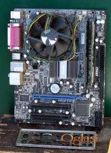 MSI G41M-P28, matična ploča sa procesorom Intel 8500