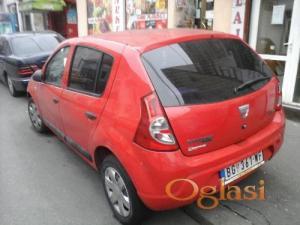 Beograd Dacia Sandero 2009