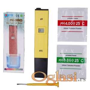 Digitalni merač pH vrednosti komplet novi tip