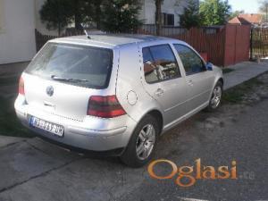 Temerin Volkswagen - VW Golf 4 1.9 TDI 2001