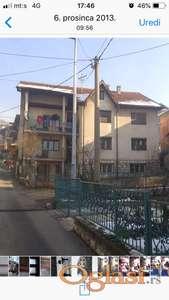 Prodaja kuće i placa