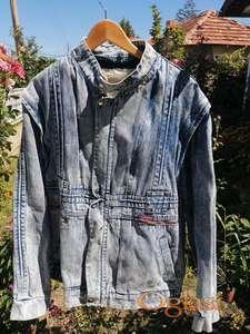 Prodajem mušku teksas jaknu