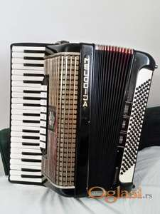 Harmonika Melodija Carmen 120 basova