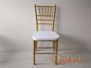 Iznajmljivanje Tiffany stolica