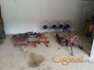 traktorska freza