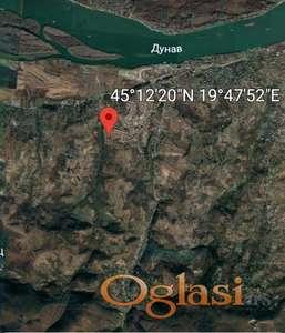 PRODAJA, PLAC 2.134M2, LEDINCI, NOVI SAD