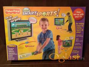 Fisher Price Smart Sports, 3-in-1
