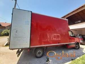Kamionski prevoz, Novi Sad