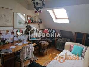 Prostran četvorosoban stan na Kopitarevoj gradini ID#6113