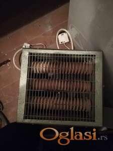 Kalolifer viseći za radionice - hale 10.5 kw