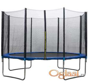 JumpTime trampolina 366 cm NOVO 2021