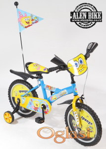 16″ SPONGE BICYCLE