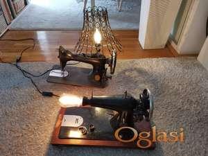 Unikatne vintage lampe rucni rad