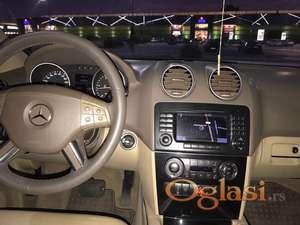 Mercedes ML 320 - 2007 - može i zamena za manji, skuplji automobil, a i za manji lokal u NS