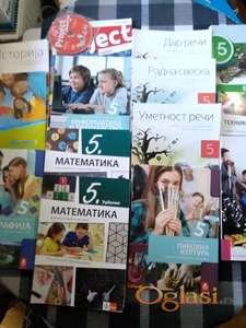 Komplet knjige za 5 razred osnovne škole