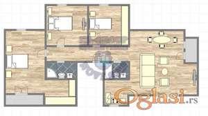 NOV-useljiv stan, 062/584-746