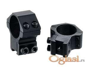 Nosač optike fi 30 za šinu 11mm siri model