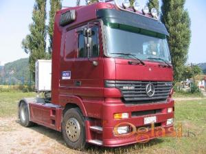 Donji Milanovac Mercedes Benz Actros 18-46 2002g.