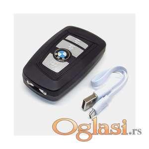 Elektrosoker u obilku kljuca za BMW.