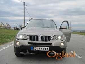 BMW X3 X3 2,0D Xdrive 2009