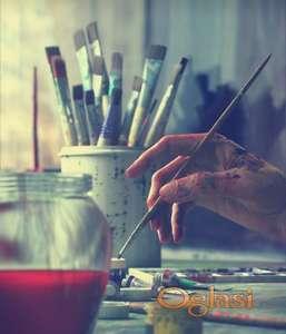 Casovi crtanja i slikanja, Novi Sad