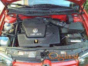 Niš Volkswagen - VW Golf 4 1.6 1997