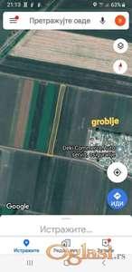 Prodajem zemljište u selu