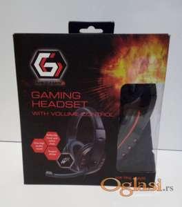 Gaming Slušalice - Gembird (SA MIKROFONOM)