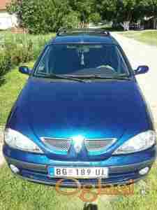 Renault Megane 1.9dci, Zemun