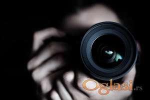 Profesionalno fotografisanje (za damu)