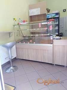 Topla vitrina za pekaru