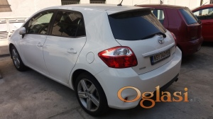 Toyota Auris 1.6 valvematik Sport, Novi Sad