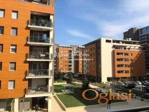 Izdavanje - Luksuzni stanovi Novi Beograd- Lux stan sa garažom- A blok